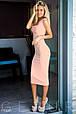 Облегающее платье-футляр, фото 2