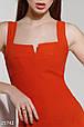 Яркое силуэтное платье, фото 4