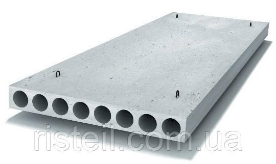 Бетонная плита перекрытия ПК 50-12-8