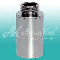"""Комплектующие для очистки воды Магнитный фильтр Антинакипь 1/2""""MD"""