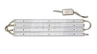 Набор для производства офисного светильника армстронг на основе светодиодов Gi Li 64W (CW/WW/NW)