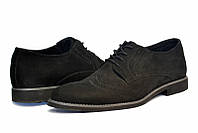 Мужские туфли Mida черного цвета, фото 1