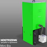 ТТ котлы с автоматической подачей топлива Kostrzewa Mini Bio-20кВт