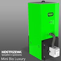 ТТ котлы с автоматической подачей топлива Kostrzewa Mini Bio Luxury -10кВт