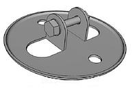 Гелиосистемы Основание Apricus Round-foot