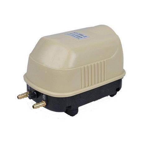 Двухканальный мембранный компрессор SunSun HT-200 Z, 30 л/мин , фото 2