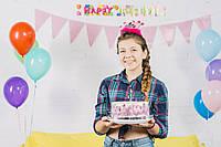 Детский день рождения от Квестмании
