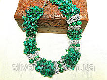Зеленавому намисто