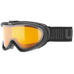 Очки горнолыжные Uvex Comanche LGL Black