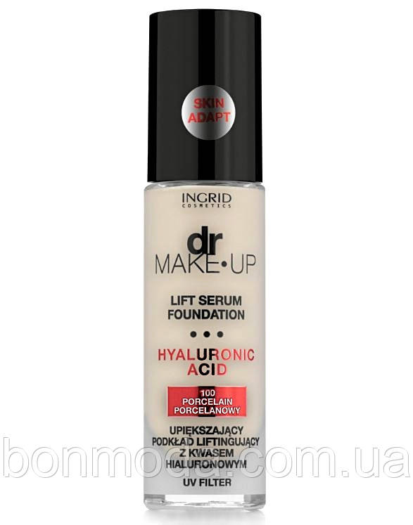 Тональный крем Ingrid Cosmetics Lift Serum Foundation SPF8