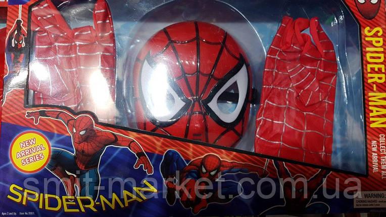 Детский игровой набор Спайдермен, фото 2