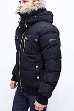 Куртка мужская теплая Burberry, фото 3