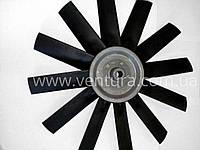 Крильчатка для вентилятора. Робочі колеса осьових вентиляторів в зборі