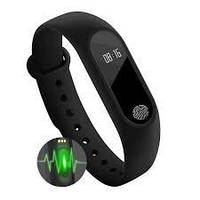 Фитнес-браслет Smart Bracelet M2  (Black) , фото 1