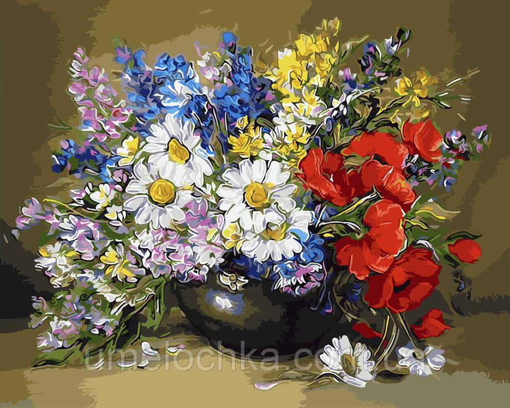 Картина по номерам Буйство красок 40 х 50 см (BRM9471)
