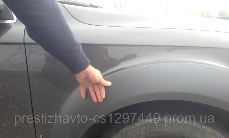 Расширители колесных арок на Audi Q7
