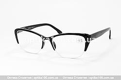 Жіночі окуляри для зору з лінзами (+)