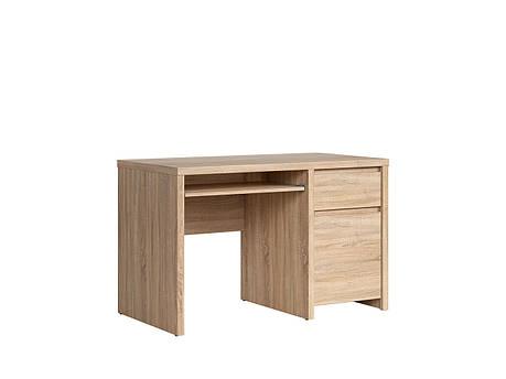 Стол Kaspian BIU1D1S/120 (BRW), фото 2