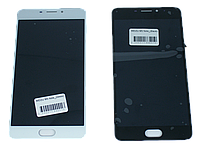 Экран + сенсор (модуль) для для Meizu M5 Note чёрный/белый
