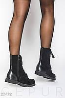 Ботинки на шнуровке  27472 , фото 1