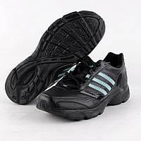 Кроссовки для бега кожаные женские Adidas Vanquish G16429 адидас