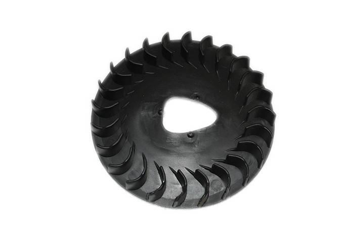 Крильчатка для охолодження двигуна 6.5 л. с, фото 2