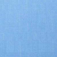 Готовые рулонные шторы 300*1500 Ткань Лён 874 Индиго