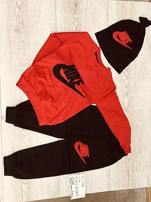 """Детский костюм  тройка   """"Nike """" 2-9"""
