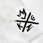 Кимоно для Джиу-Джитсу KINGZ Sovereign 2.0 Белое, фото 6