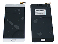 Экран + сенсор (модуль) для для Meizu M3 Note чёрный/белый