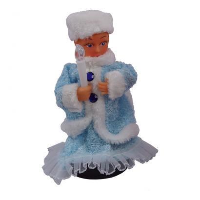 Снегурочка музыкальная - Снегурочка под елку