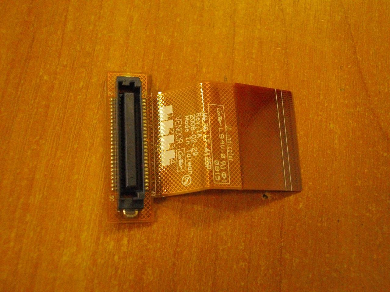 Переходник подключения LF--4125P DVD DELL Vostro 1510 PP36L бу