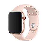 Ремешок ARM силиконовый Sport Band для Apple Watch 38/40mm Pink Sand