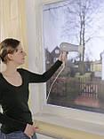 """Пленка для утепления окон """"Дополнительная камера"""" шириной 1м Италия, с ионами серебра, по метражу, фото 2"""
