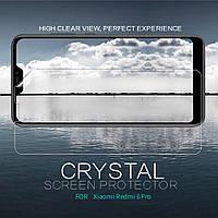 Защитная пленка Nillkin Crystal для Xiaomi Mi A2 Lite / Xiaomi Redmi 6 Pro