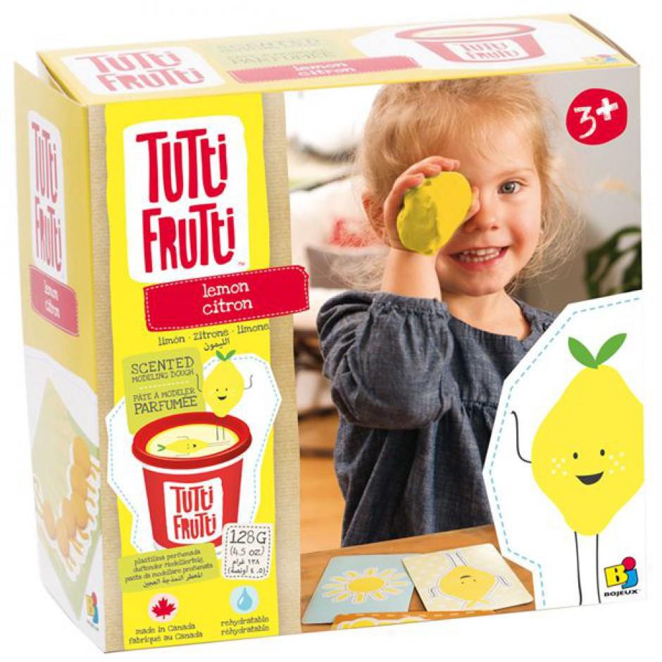 "Tutti-Frutti Міні набір для ліплення ""Лимон"""