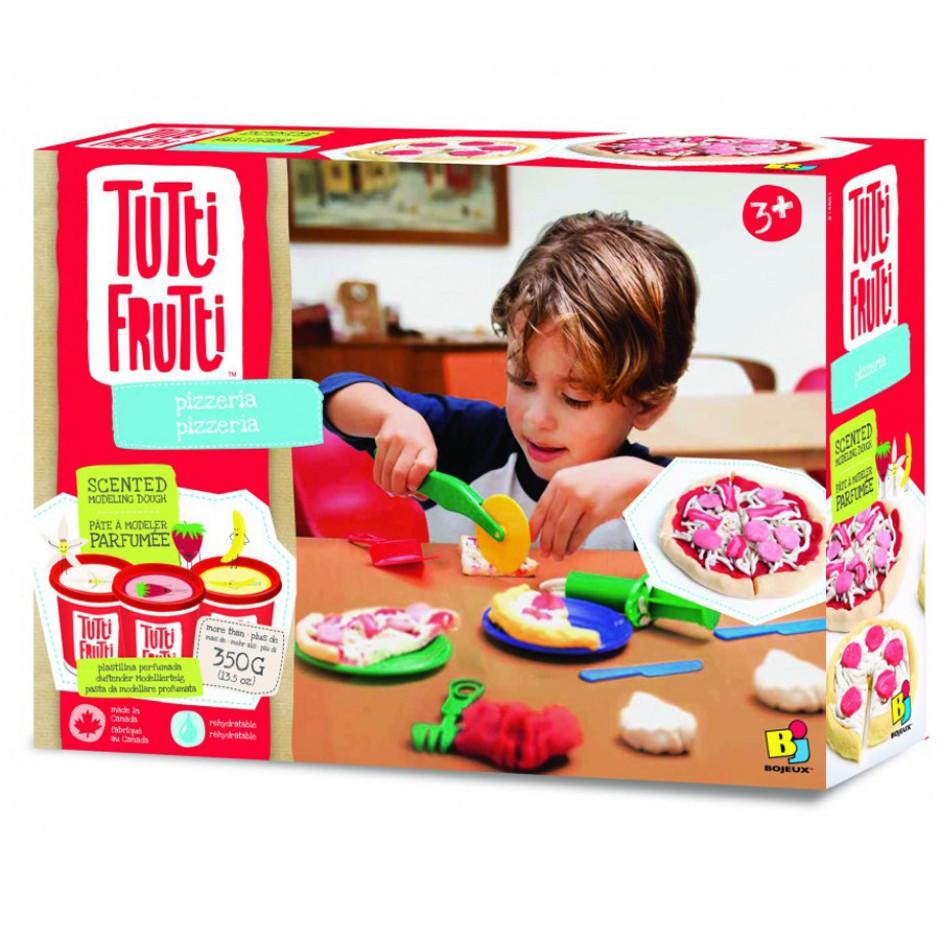 """Tutti-Frutti Набор для лепки """"Все для Пиццерии"""""""
