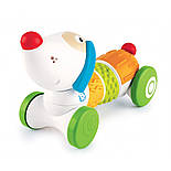 """Sensory Інтерактивна розвиваюча іграшка """"Рухливий щеня"""", фото 3"""