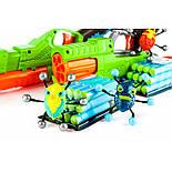 X -Shot Набір бластерів Вогонь по жукам (2 види зброї, 5 жуків, 24 патрона), фото 3