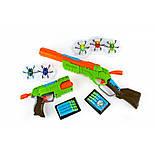 X -Shot Набір бластерів Вогонь по жукам (2 види зброї, 5 жуків, 24 патрона), фото 5