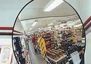 Зеркала обзора наблюдения для магазинов (Чехия)