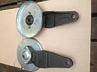 Рычаг (левый, правый) (ракетка)с донышком и подшипником вала нижнего наклонной камеры ДОН-1500А/Б, фото 3