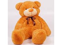 Плюшевый медведь Тедди 140 см Кремовый