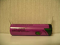 Батарейка Tadiran AA SL-760/s Lithium 3.6V с выводами