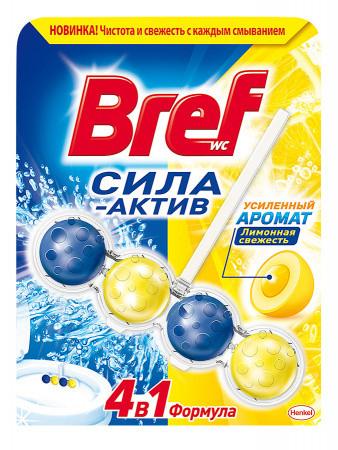 Чистящее средство для унитаза Bref сила - актив (1)