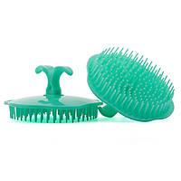 Расческа для распутывания волос, зеленая, 2шт, фото 1