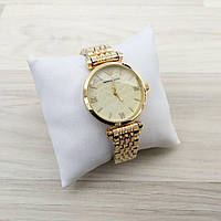 Часы стальные Emporio Armani - цвет корпуса золото
