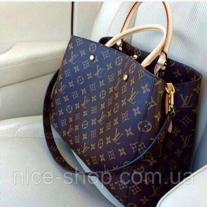 Сумка Louis Vuitton классика средняя, фото 2