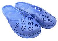 Обувь для купания (36-39), мыльницы синий, фото 1