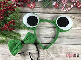 Карнавальный аксесуар для костюма лягушки яркое дополнение образа лягушки для маскарадной вечеринки, утренника